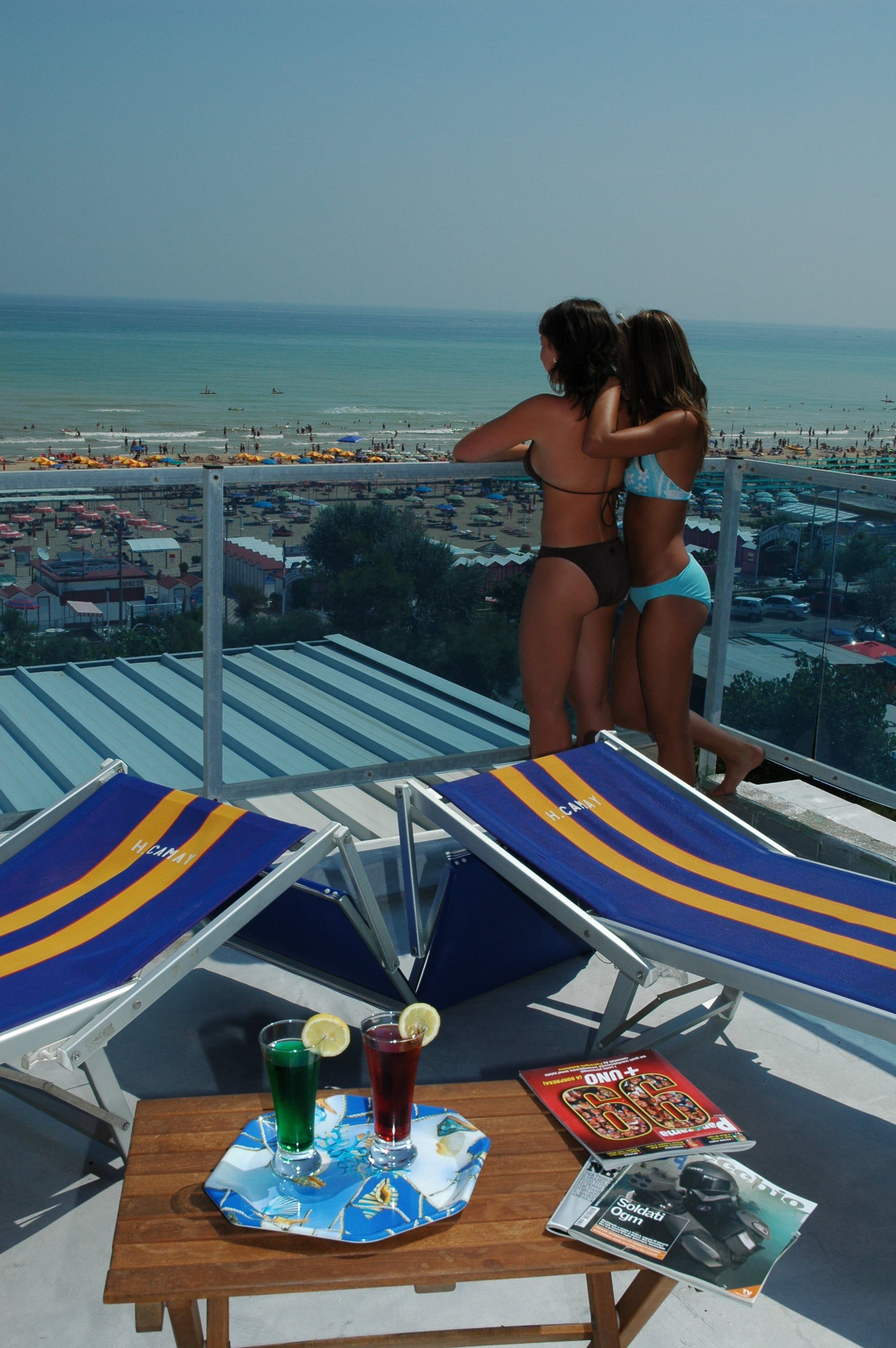 Riccione Hotel Balcone sul mare