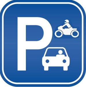 Riccione hotel free parking moto auto