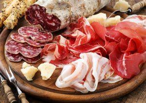 riccione cucina salumi e formaggi