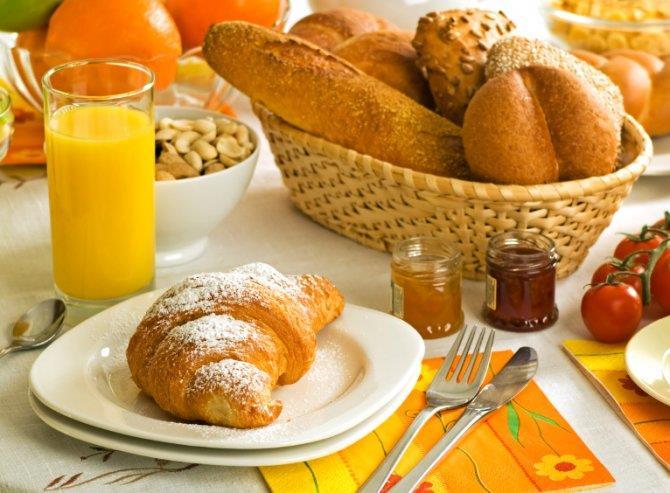 crostata riccione colazioni