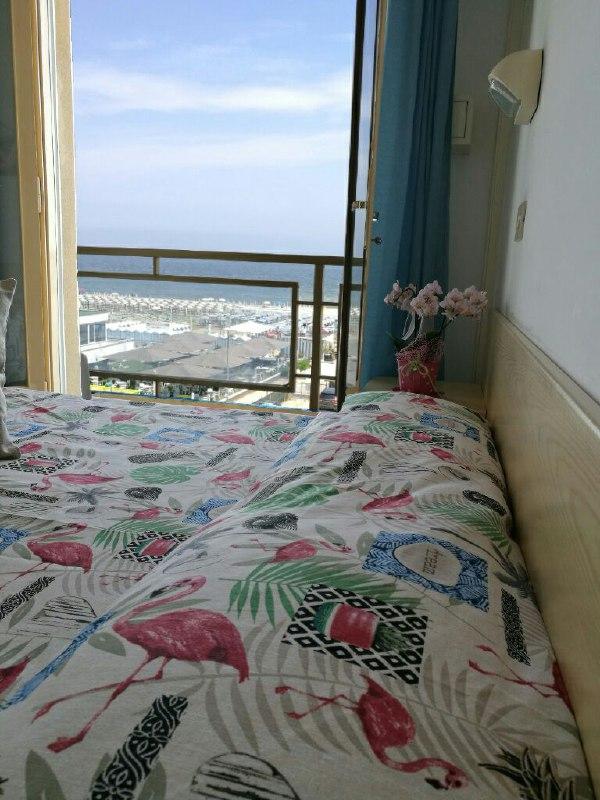 Riccione Hotel Camay Camera vista mare
